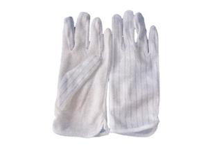 防静电点塑手套