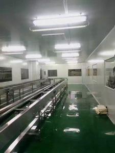 广州湖景饼业十万级净化